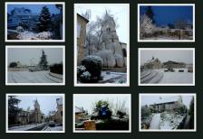 1-2018 - neige dans le village 5 02 2018 - 6 02 183