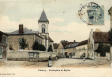 Cartes postales anciennes de Charny