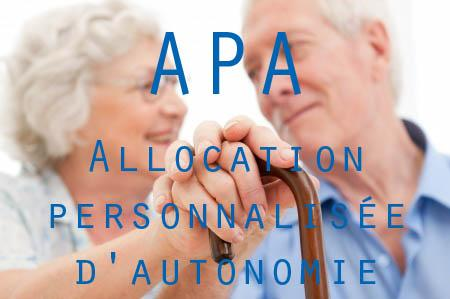 Allocation Personnalisee D Autonomie Apa Charny