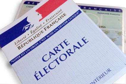Carte D Electeur Et Liste Electorale Charny