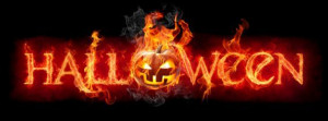 Halloween Web Page Photo